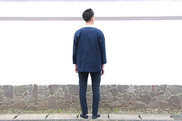 鯉口シャツ KOIKUCHI シャツ Lサイズ