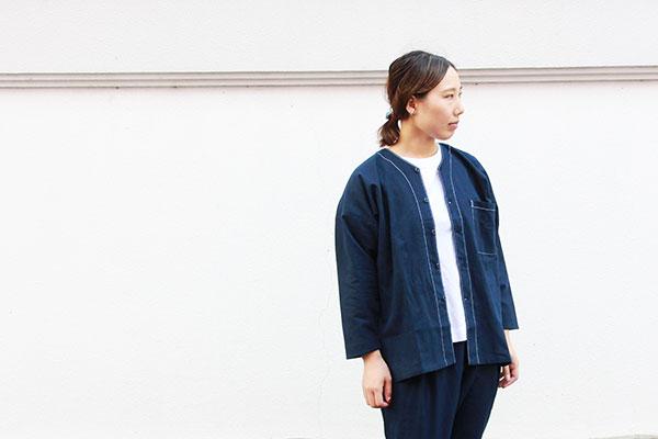 鯉口シャツ KOIKUCHI シャツ Mサイズ