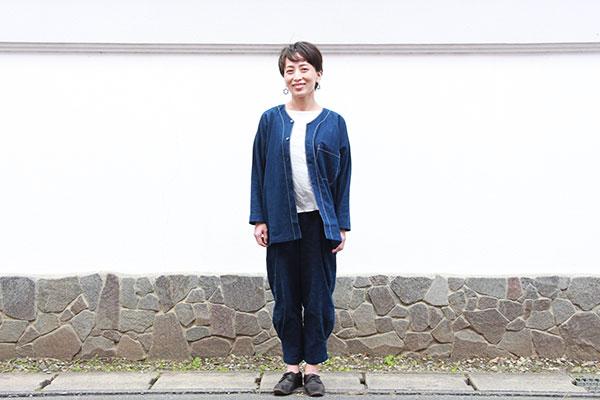 鯉口シャツ KOIKUCHI シャツ Sサイズ