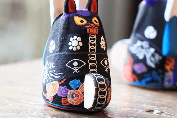 舞川鹿子躍 人形 伝統芸能