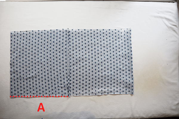 あずま袋 作り方 手ぬぐい 活用  en・nichi