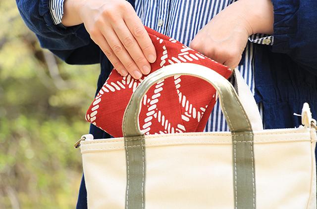 AZUMAFUKURO あずま袋 エコバッグ ショッピングバッグ